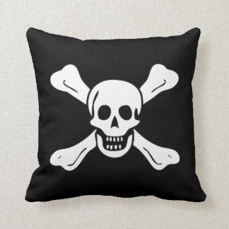 Richard Worley Throw Pillow