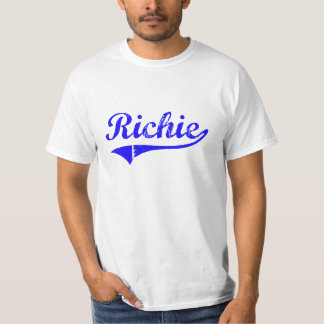 Richie Surname Classic Style T-Shirt
