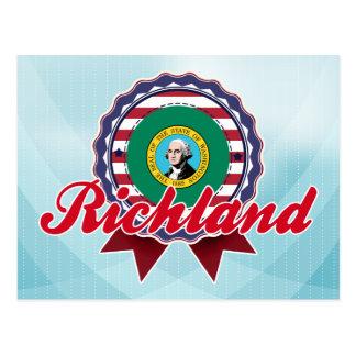 Richland, WA Postcard