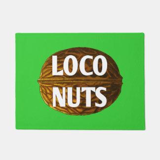 RichLoco LIVE Loco Nuts Doormat