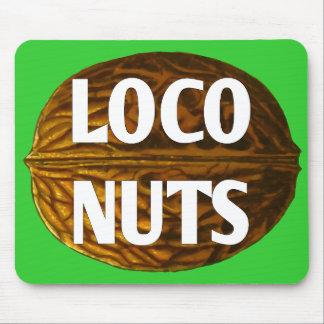 RichLoco LIVE Loco Nuts Mousepad