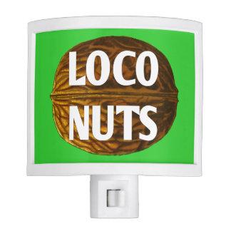 RichLoco LIVE Loco Nuts Night Light