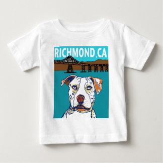 Richmond, CA Mutt Baby T-Shirt