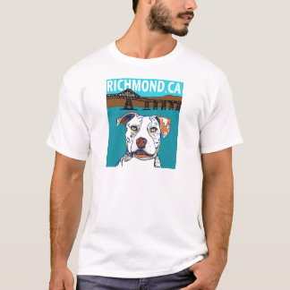 Richmond, CA Mutt T-Shirt