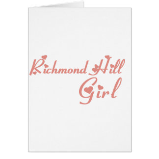Richmond Girl Card