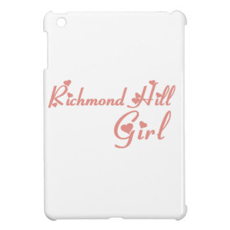 Richmond Girl Cover For The iPad Mini
