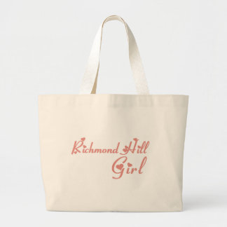 Richmond Girl Large Tote Bag