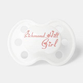 Richmond Girl Pacifier