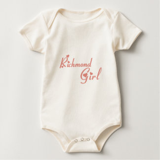 Richmond Hill Girl Baby Bodysuit