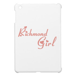 Richmond Hill Girl Case For The iPad Mini