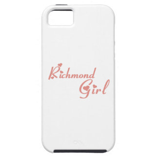Richmond Hill Girl Case For The iPhone 5