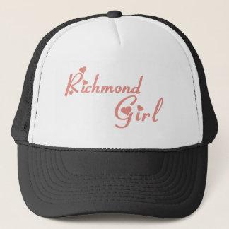 Richmond Hill Girl Trucker Hat