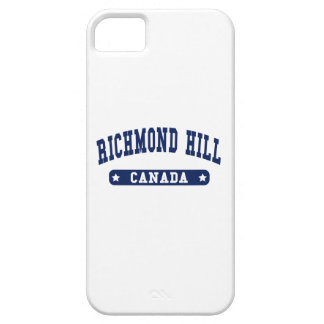 Richmond Hill iPhone 5 Covers
