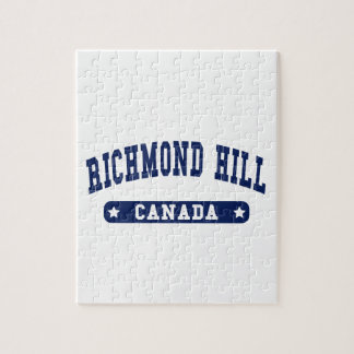 Richmond Hill Jigsaw Puzzle