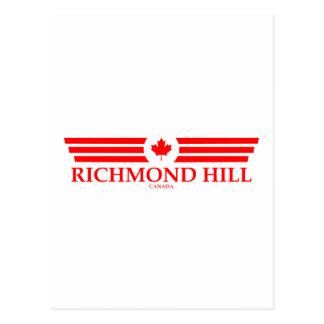 RICHMOND HILL POSTCARD