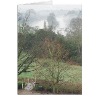Richmond Hill Terrace and Petersham Meadows Card