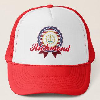 Richmond, RI Trucker Hat