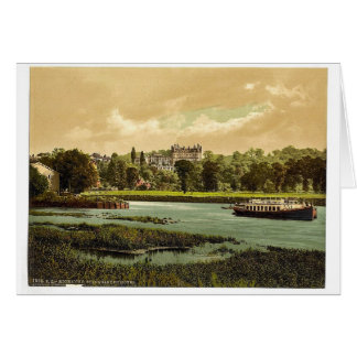 Richmond, Star and Garter Hotel, London and suburb Card