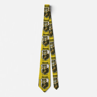 Richmond Tigers Premiers Tie