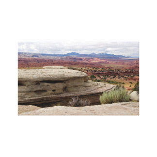 Richmond, UT Canvas Print