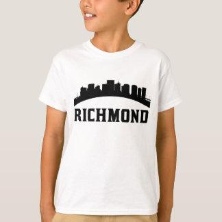 Richmond VA Skyline T-Shirt