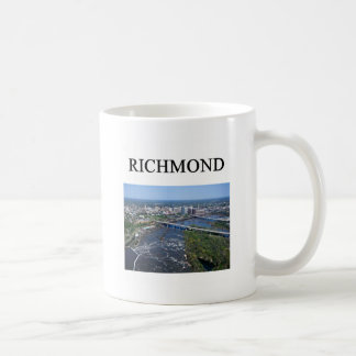 RICHMOND virginia Coffee Mug