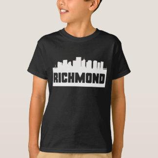 Richmond Virginia Skyline T-Shirt