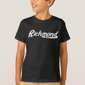 Richmond Virginia Vintage Logo T-Shirt