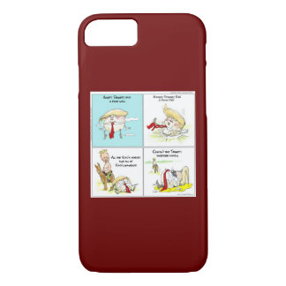"Rick London ""Trumpty Dumpty"" Funny Phone Cases"