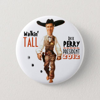 Rick Perry President 2012 2 Inch Round Button