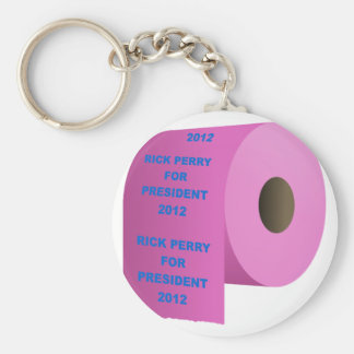 Rick-Perry-toilet_paper_roll Keychain