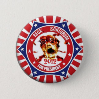 Rick Santorum 2012 Pin