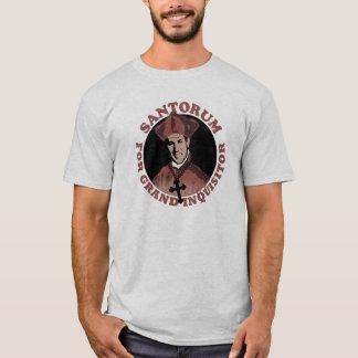 Rick Santorum for Grand Inquisitor T-Shirt