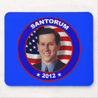 Rick Santorum Mouse Pad