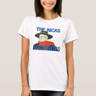 Ricks Loomatiks T-Shirt, Top or Hoodie