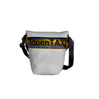 Rickshaw curing ashes idea taxi courier bag