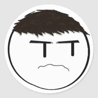 Ricky Grump Sticker