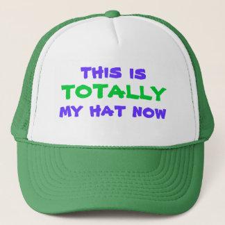 RICO QUOTE TRUCKER HAT