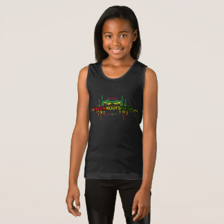 Riddim Roots Radio Girls' Fine Jersey Tank Top