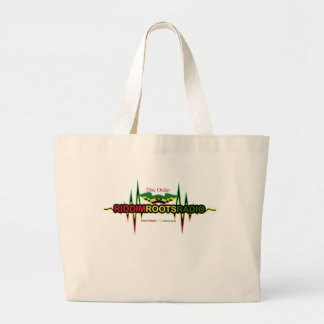 Riddim Roots Radio Jumbo Tote Shopping Bag