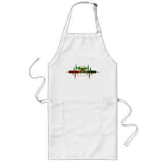 Riddim Roots Radio Long Apron