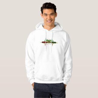 Riddim Roots Radio Men's Basic Hooded Sweatshirt