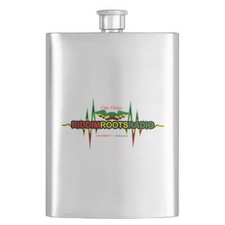 Riddim Roots Radio Stainless Steel  Flask 237ml