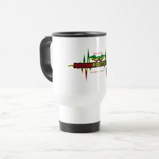 Riddim Roots Radio Travel/Commuter Mug