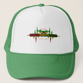 Riddim Roots Radio Trucker Hat