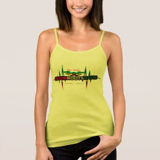 Riddim Roots Radio Womens Spaghetti Strap Tank Top