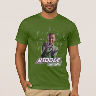 Riddler - Riddle Me This T-Shirt