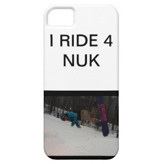 RIDE 4 NUK STEEZ CASE FOR THE iPhone 5