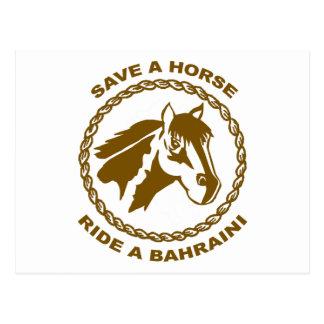 Ride A Bahraini Postcard