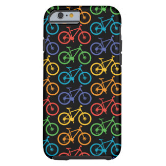 Ride a Bike Marin - black iPhone 6 case